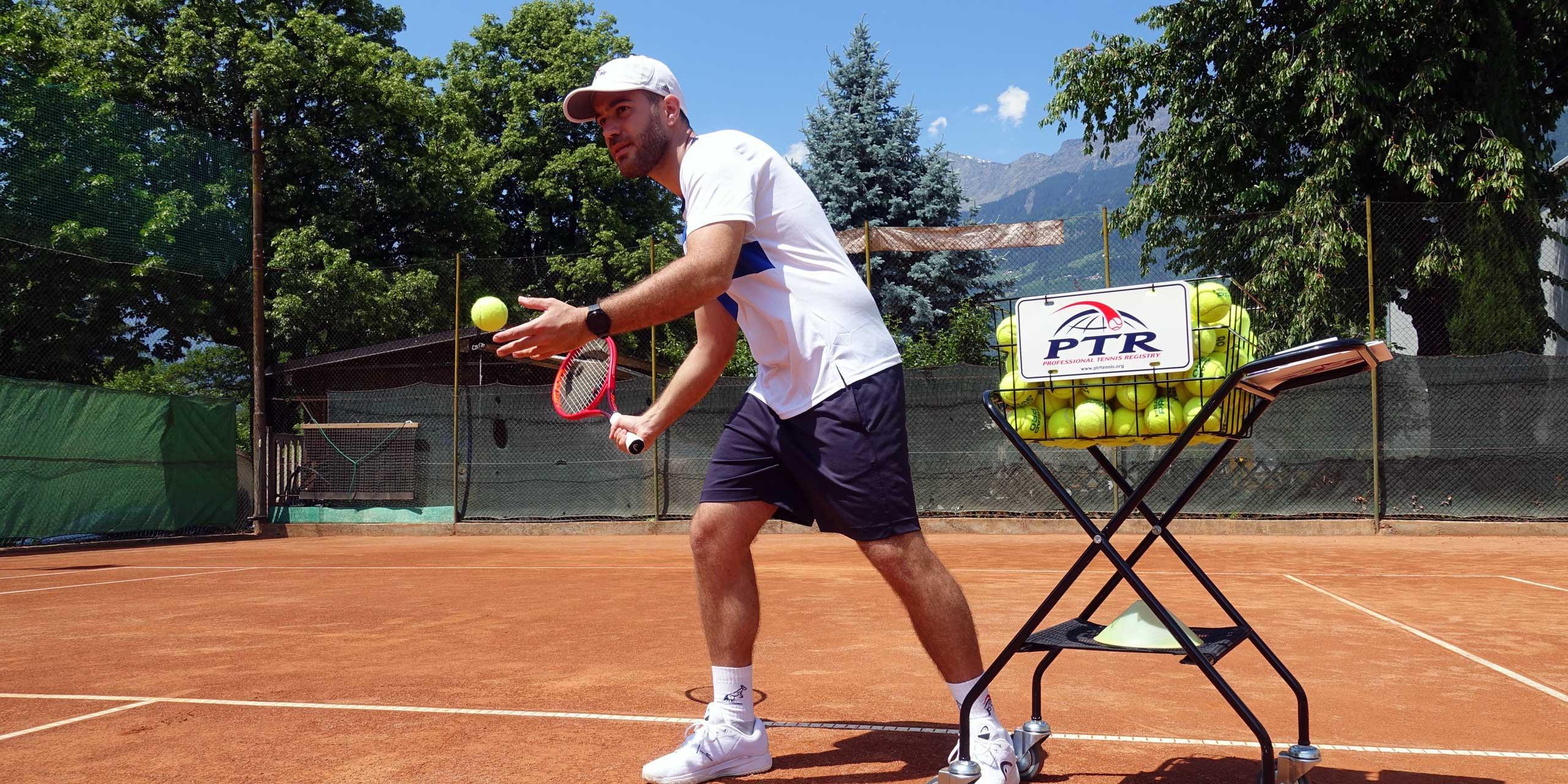PTR ITALIA | Associazione di insegnanti di tennis | We make a